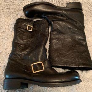Jimmy Choo Moto Boots